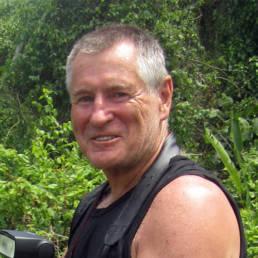 Photo of Dr. Patrick Ryan, Cultural & Environmental Advisor